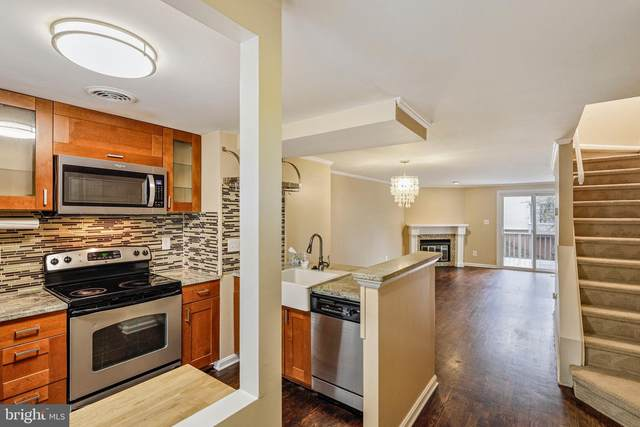 8722 Ravenglass Way, GAITHERSBURG, MD 20886 (#MDMC2016514) :: McClain-Williamson Realty, LLC.