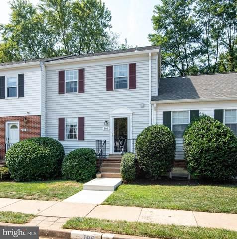 186 Fairfield Drive, WARRENTON, VA 20186 (#VAFQ2001396) :: Berkshire Hathaway HomeServices McNelis Group Properties