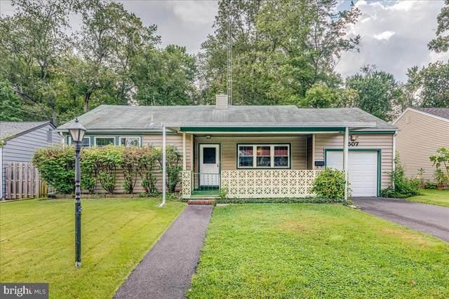 507 Sutherland Road, TRENTON, NJ 08618 (#NJME2005076) :: Rowack Real Estate Team