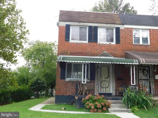 5423 Radecke Avenue, BALTIMORE, MD 21206 (#MDBA2012920) :: The Vashist Group