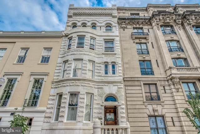6 W Mount Vernon Place B1, BALTIMORE, MD 21201 (#MDBA2012924) :: Bic DeCaro & Associates