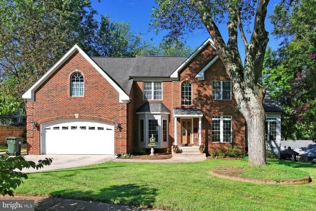 7410 Ellwood Place, SPRINGFIELD, VA 22150 (#VAFX2022632) :: RE/MAX Cornerstone Realty