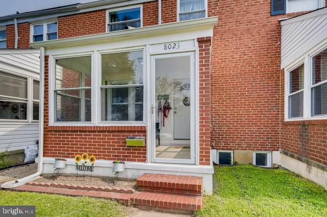 8023 Wallace Road, BALTIMORE, MD 21222 (#MDBC2011534) :: The Putnam Group