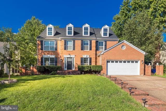 1318 Summerfield Drive, HERNDON, VA 20170 (#VAFX2022642) :: Integrity Home Team