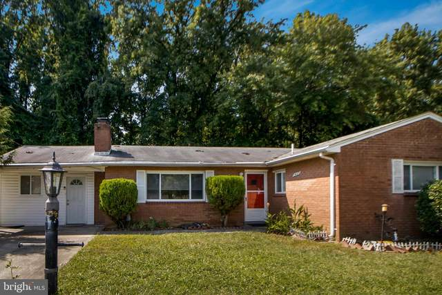 1405 Alberta Drive, DISTRICT HEIGHTS, MD 20747 (#MDPG2012382) :: Integrity Home Team