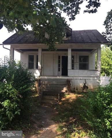 5371 Cuthbert Avenue, BALTIMORE, MD 21215 (#MDBA2012964) :: Gail Nyman Group