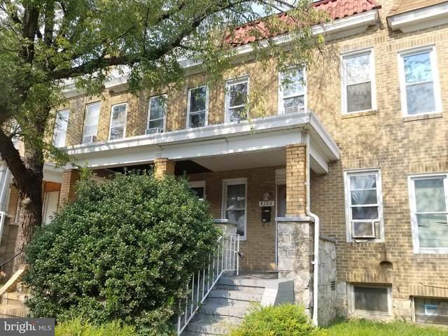 4306 Nicholas Avenue, BALTIMORE, MD 21206 (#MDBA2012966) :: The Putnam Group