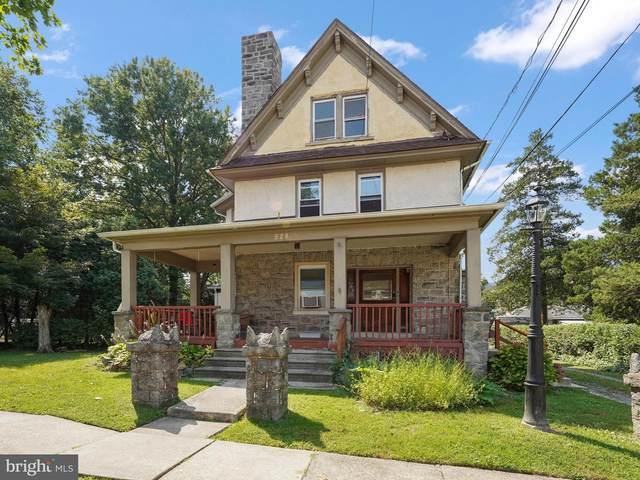 528 Mason Avenue, DREXEL HILL, PA 19026 (#PADE2007716) :: The John Kriza Team