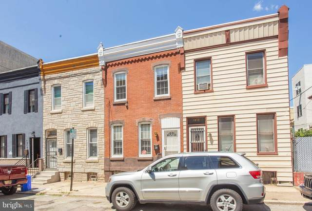 1713 Fontain Street, PHILADELPHIA, PA 19121 (#PAPH2031070) :: The Dailey Group