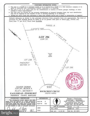 6808 Rockcrest Circle, NEW MARKET, MD 21774 (#MDFR2006096) :: Lee Tessier Team