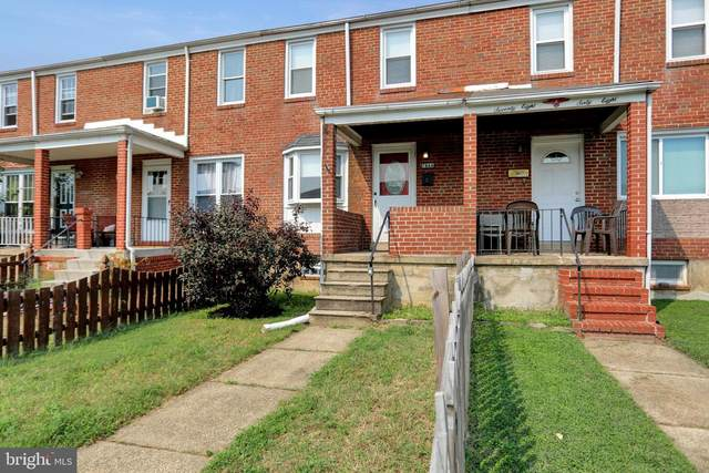 7866 Saint Gregory Drive, BALTIMORE, MD 21222 (#MDBC2011564) :: Ultimate Selling Team