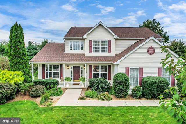 205 Belgian Drive, SPRING CITY, PA 19475 (#PACT2007750) :: Boyle & Kahoe Real Estate