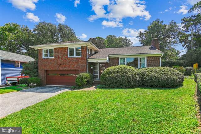 709 Thornwood Court, BALTIMORE, MD 21286 (#MDBC2011570) :: Pearson Smith Realty