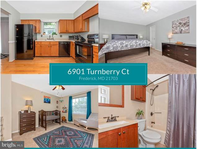 6901 Turnberry Court, FREDERICK, MD 21703 (#MDFR2006108) :: The Vashist Group