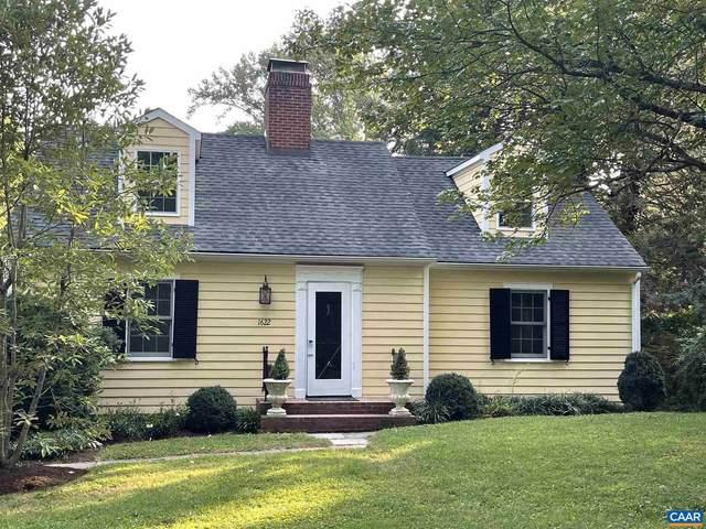 1622 Oxford Rd, CHARLOTTESVILLE, VA 22903 (#622203) :: Blackwell Real Estate