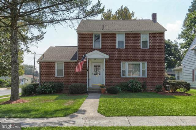 1502 Elm Street, LEBANON, PA 17042 (#PALN2001696) :: The Craig Hartranft Team, Berkshire Hathaway Homesale Realty