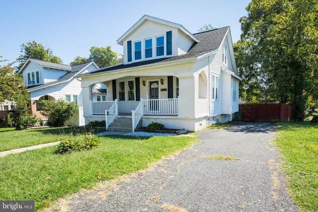 5001 Holder Avenue, BALTIMORE, MD 21214 (#MDBA2012990) :: Berkshire Hathaway HomeServices McNelis Group Properties