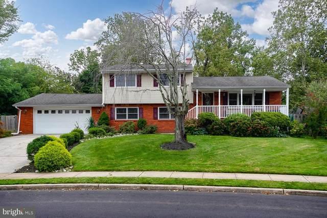 15 Jill Lane, LAWRENCE TOWNSHIP, NJ 08648 (#NJME2005110) :: Rowack Real Estate Team