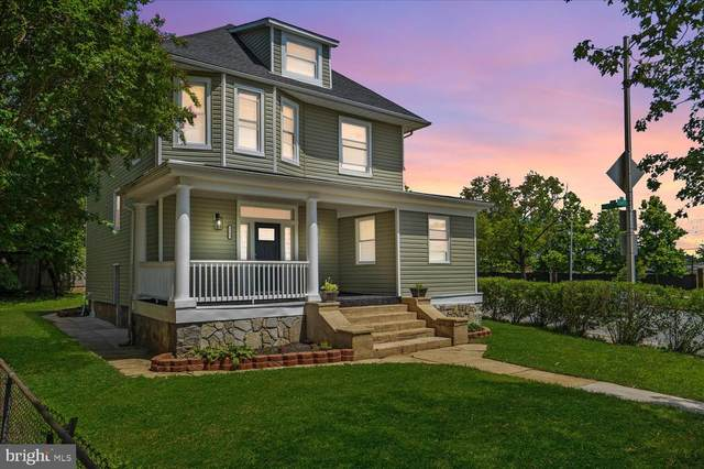 5503 Stuart Avenue, BALTIMORE, MD 21215 (#MDBA2012996) :: Colgan Real Estate