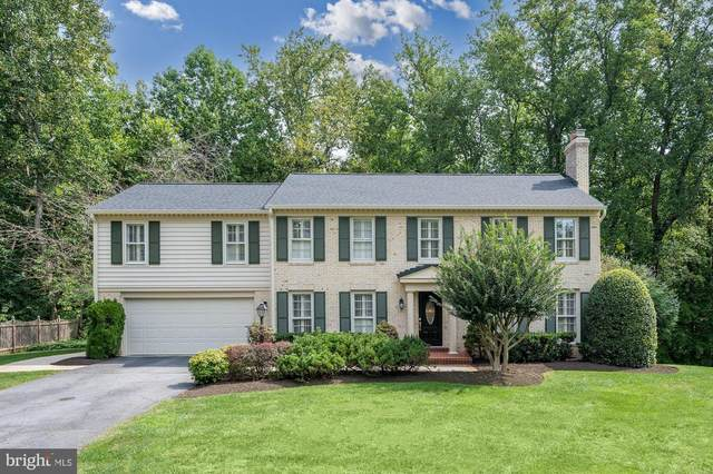 10301 Crown Point Court, POTOMAC, MD 20854 (#MDMC2016610) :: The Dailey Group