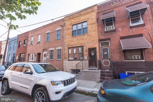 2649 S Hicks Street, PHILADELPHIA, PA 19145 (#PAPH2031160) :: Team Martinez Delaware