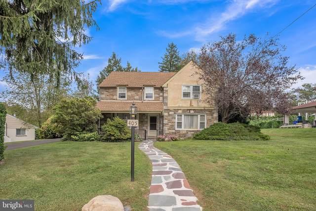 405 S Sterling Road, ELKINS PARK, PA 19027 (MLS #PAMC2011754) :: Kiliszek Real Estate Experts