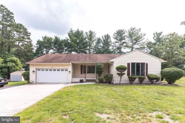 1308 Memory Lane, HAMMONTON, NJ 08037 (MLS #NJAC2001202) :: The Dekanski Home Selling Team