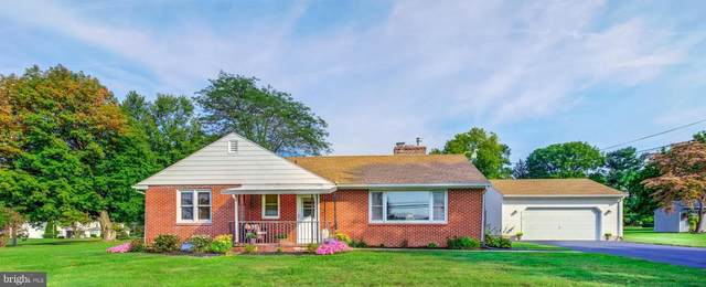 5 Meetinghouse Lane, COATESVILLE, PA 19320 (#PACT2007774) :: ExecuHome Realty