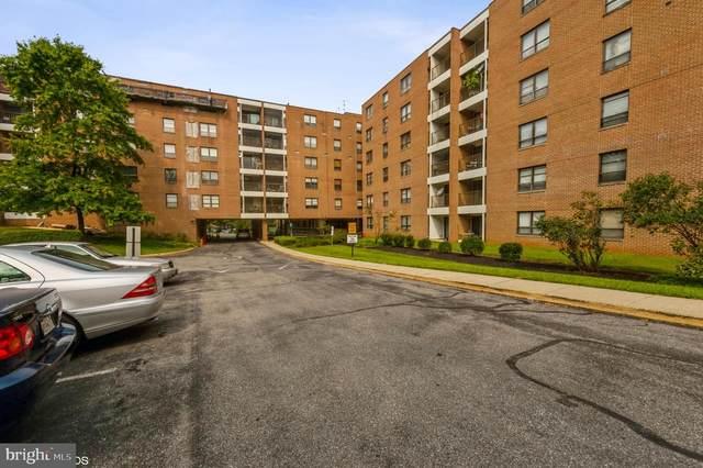 6317 Park Heights Avenue #107, BALTIMORE, MD 21215 (#MDBA2013006) :: Lee Tessier Team