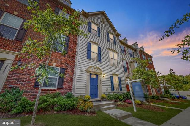 7414 Slipknot Alley, ELKRIDGE, MD 21075 (#MDHW2005074) :: The Maryland Group of Long & Foster Real Estate
