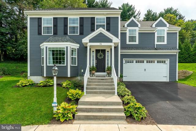 40 Myers Crossing #18, LANCASTER, PA 17602 (#PALA2005544) :: The Heather Neidlinger Team With Berkshire Hathaway HomeServices Homesale Realty