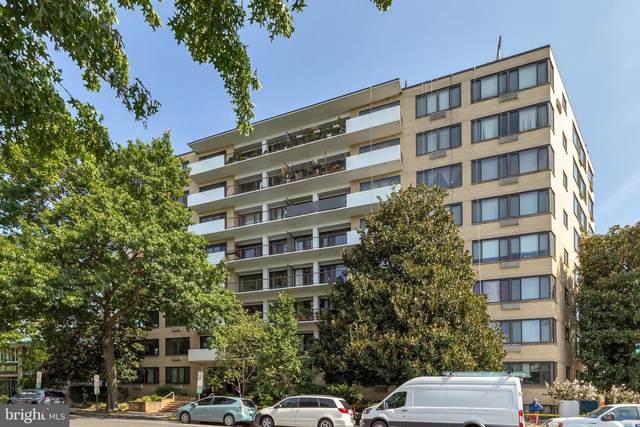 3601 Wisconsin Avenue NW #408, WASHINGTON, DC 20016 (#DCDC2014176) :: Bruce & Tanya and Associates