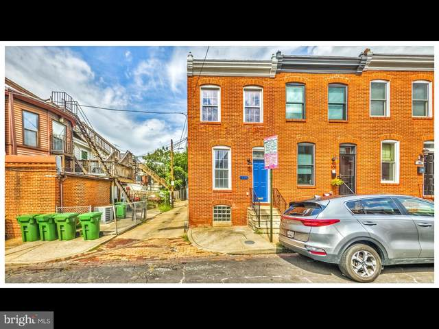104 E Clement Street, BALTIMORE, MD 21230 (#MDBA2013022) :: SURE Sales Group