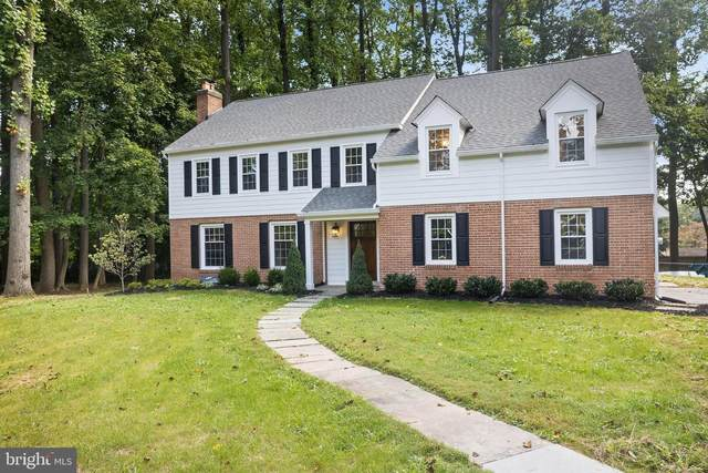 851 Tall Oaks Road, WAYNE, PA 19087 (#PADE2007756) :: The Schiff Home Team