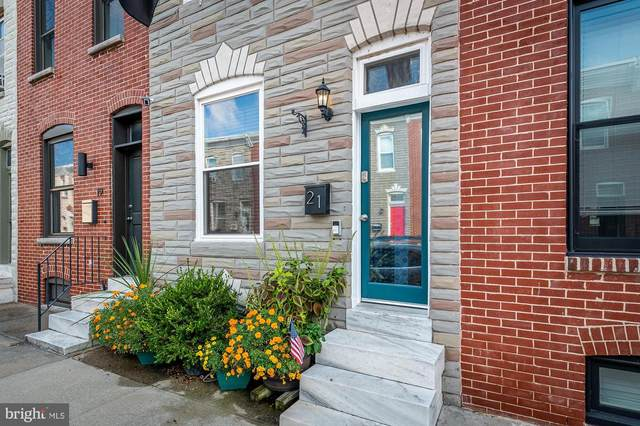 21 S Curley Street, BALTIMORE, MD 21224 (#MDBA2013024) :: SURE Sales Group