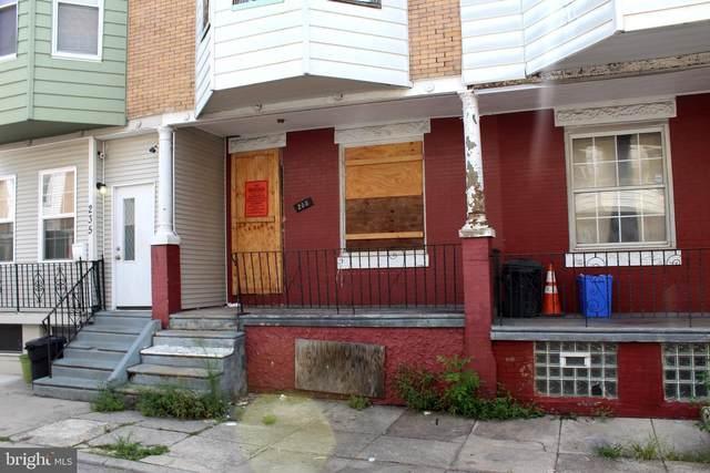 233 N Ruby Street, PHILADELPHIA, PA 19139 (#PAPH2031246) :: The Dailey Group