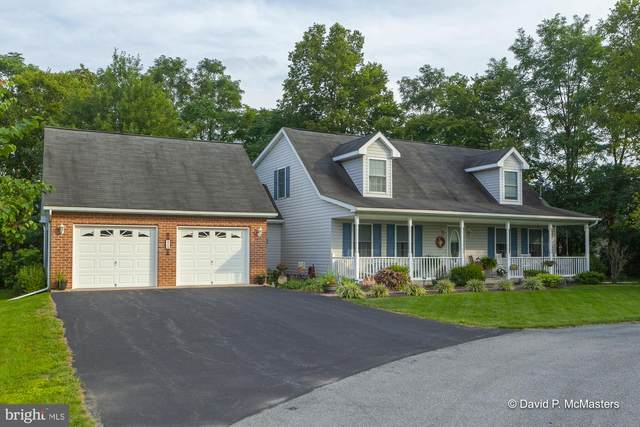 169 Fawn Haven Court, MARTINSBURG, WV 25405 (#WVBE2002772) :: The Sky Group