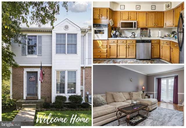3459 Howell Court, ABINGDON, MD 21009 (#MDHR2003916) :: Ultimate Selling Team