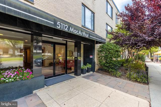 5112 Macarthur Boulevard NW #305, WASHINGTON, DC 20016 (#DCDC2014208) :: The Mike Coleman Team