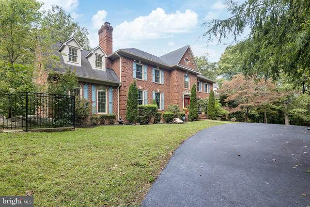 8400 Cathedral Forest Drive, FAIRFAX STATION, VA 22039 (#VAFX2022818) :: AJ Team Realty