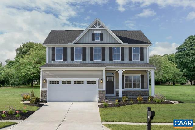 103B Sunset Dr, CHARLOTTESVILLE, VA 22911 (#622249) :: ExecuHome Realty