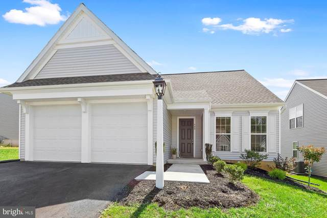 760 Barn Swallow Way, MECHANICSBURG, PA 17055 (#PACB2003316) :: TeamPete Realty Services, Inc