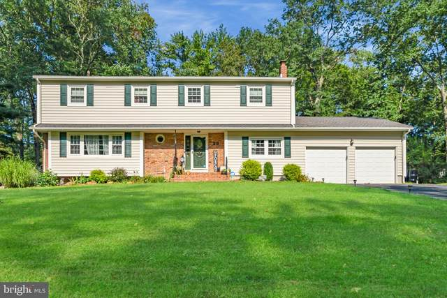 23 Debbie Lane, HIGHTSTOWN, NJ 08520 (#NJME2005148) :: Rowack Real Estate Team