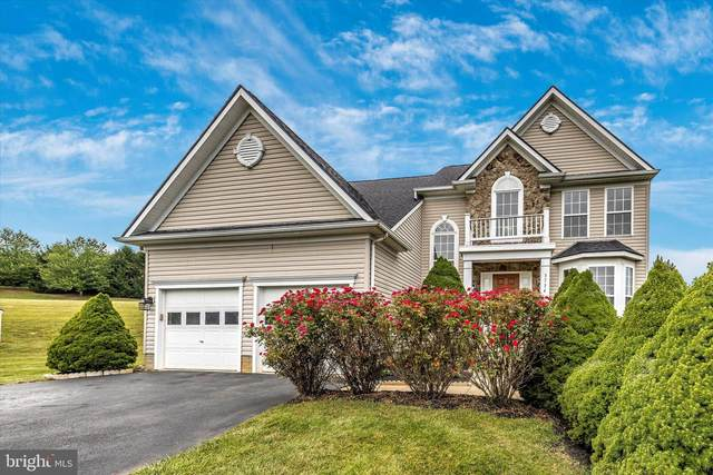 3734 Secret Fence Drive, MOUNT AIRY, MD 21771 (#MDCR2002570) :: New Home Team of Maryland