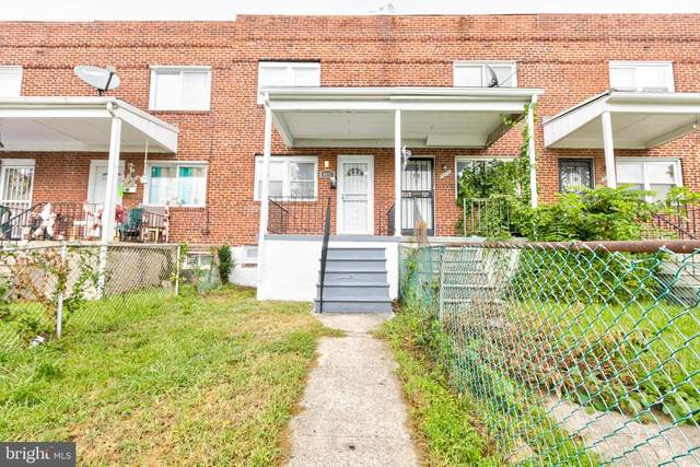 4017 Pimlico Road, BALTIMORE, MD 21215 (#MDBA2013056) :: The Gus Anthony Team