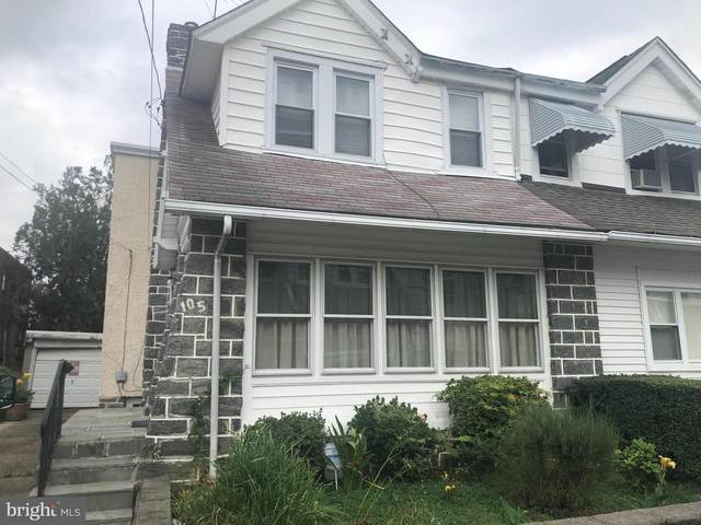 105 Overhill Road, UPPER DARBY, PA 19082 (#PADE2007772) :: The Team Sordelet Realty Group