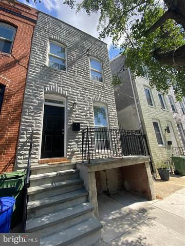 335 S Chester Street, BALTIMORE, MD 21231 (#MDBA2013070) :: SURE Sales Group