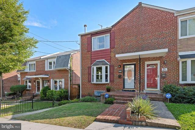 315 Nicholson Street NE, WASHINGTON, DC 20011 (#DCDC2014238) :: Betsher and Associates Realtors