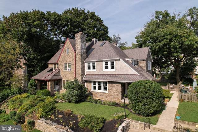 7036 Lincoln Drive, PHILADELPHIA, PA 19119 (#PAPH2031326) :: Hergenrother Realty Group