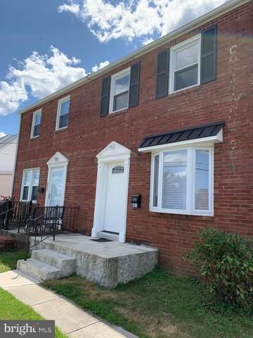 861 Parkway Avenue, TRENTON, NJ 08618 (MLS #NJME2005154) :: The Dekanski Home Selling Team